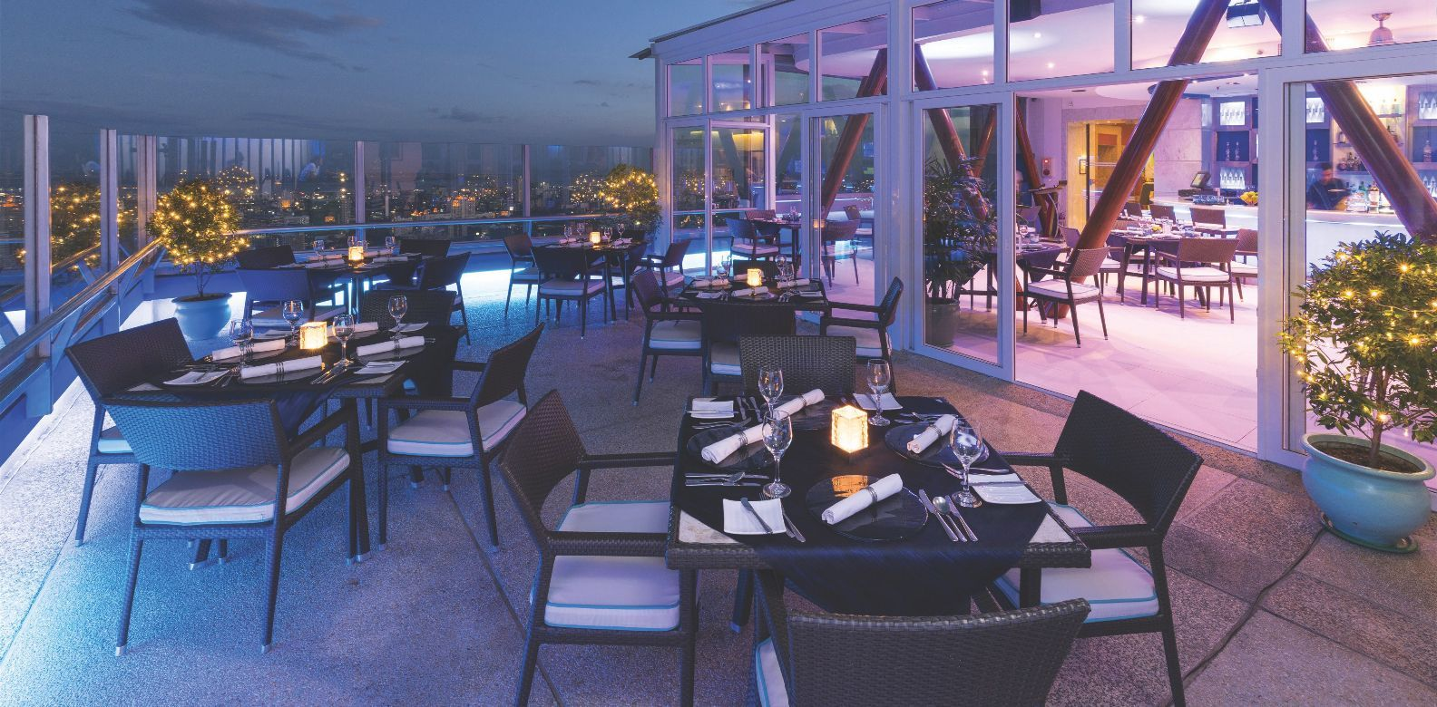 Dine With Friends In These Topnotch Chill Out Spots