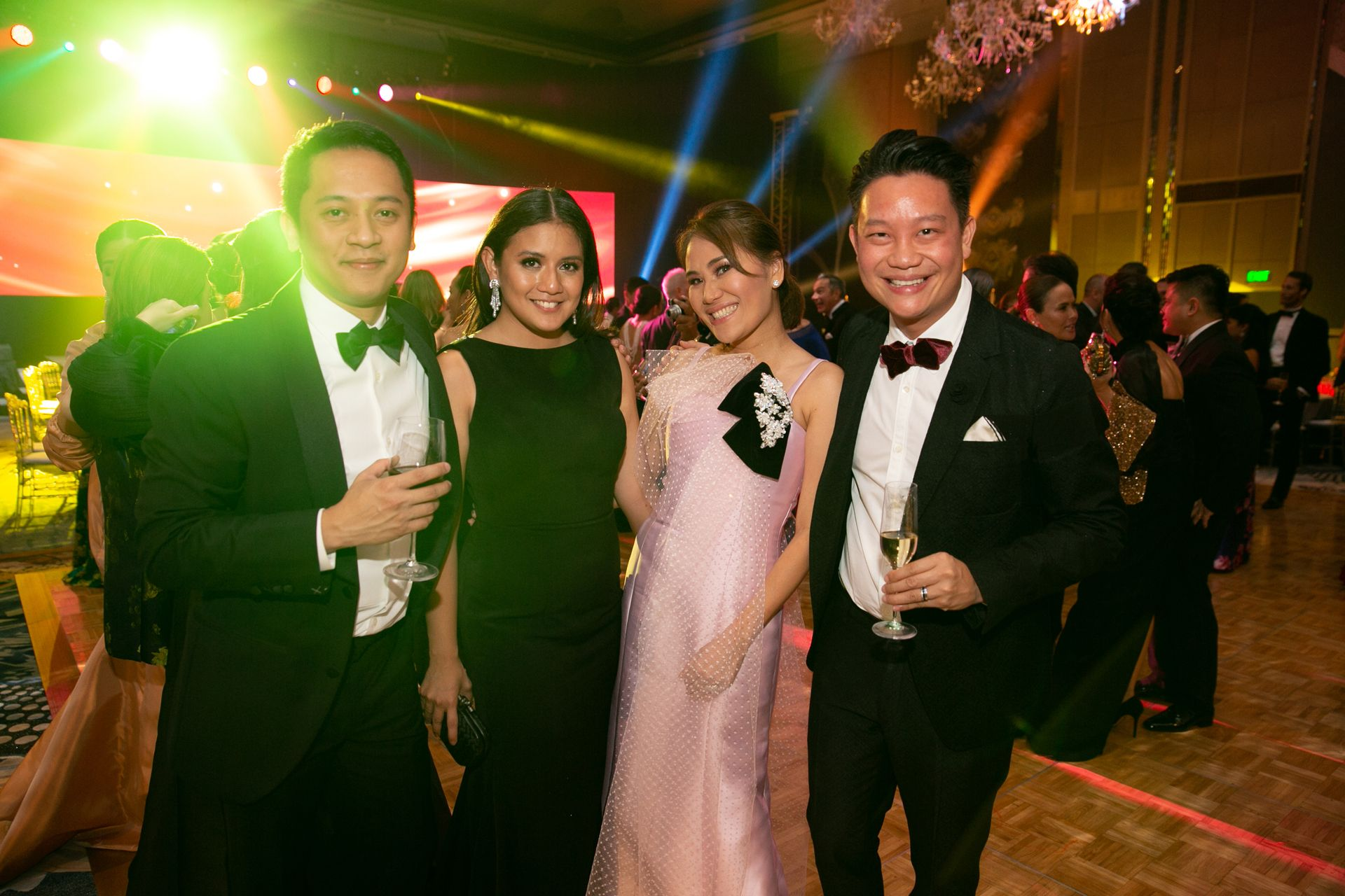 Erwin and Camille Genuino, Aivee and Z Teo