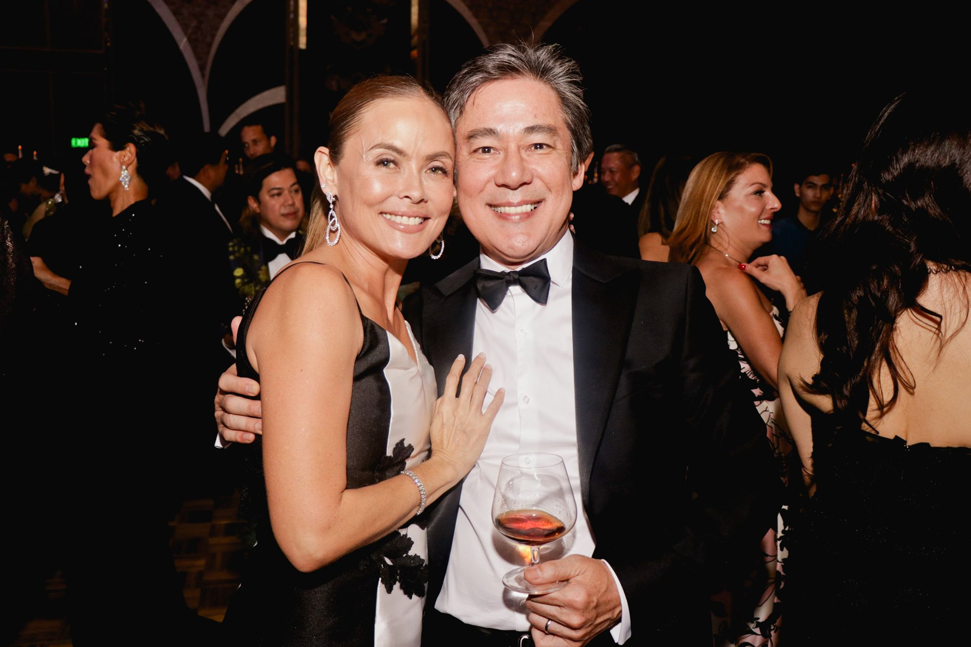 Joanna and Raul Francisco