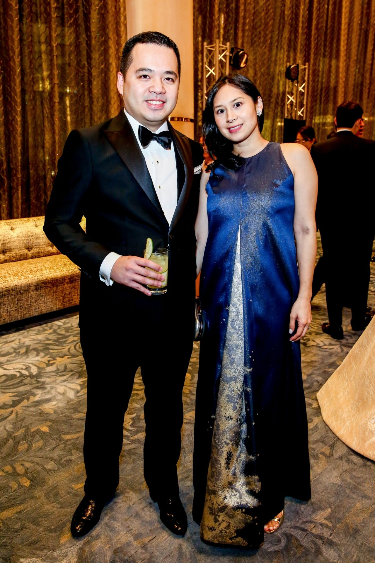 Paolo and Cristina Martel