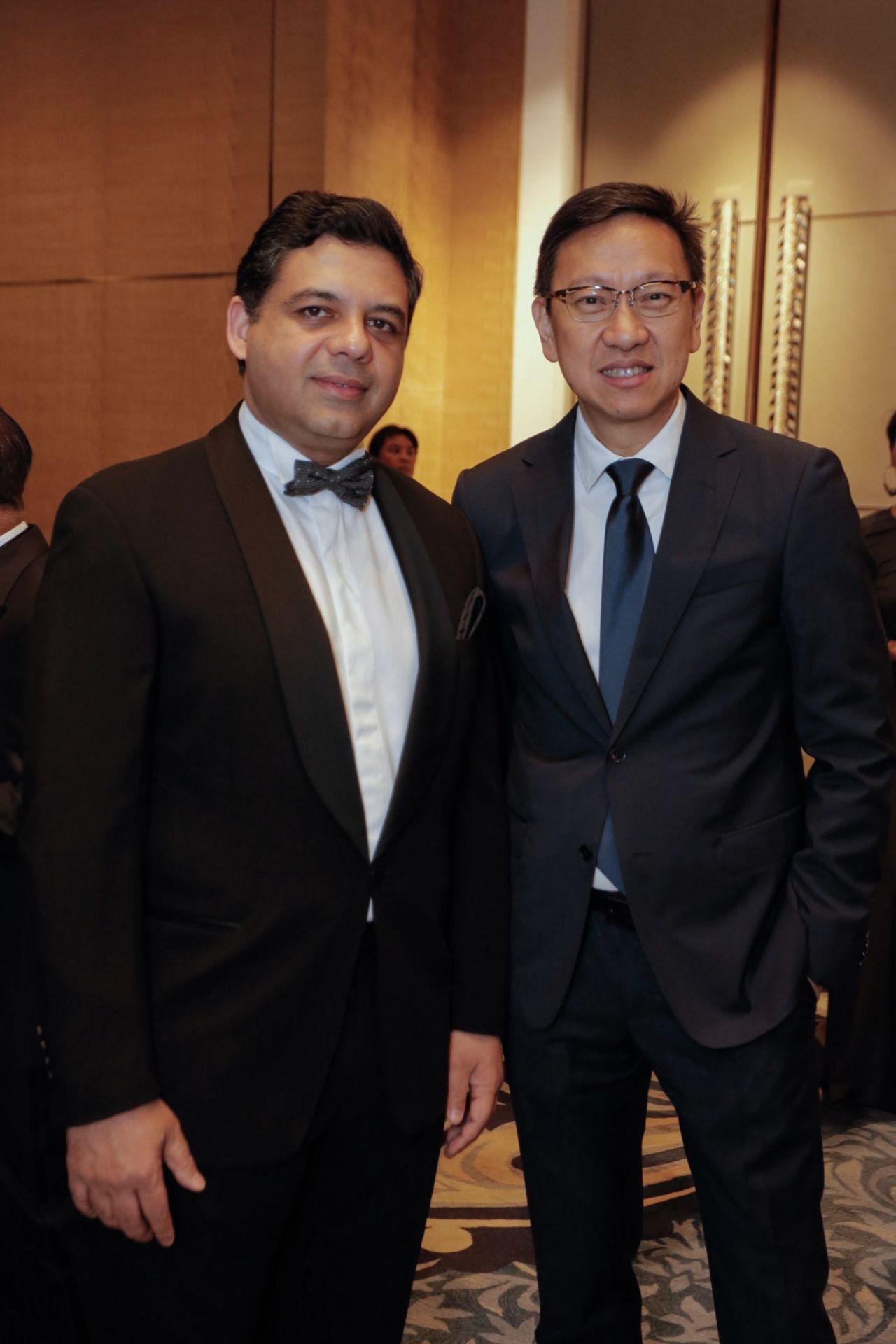Amit Oberoi and Emerson Yao