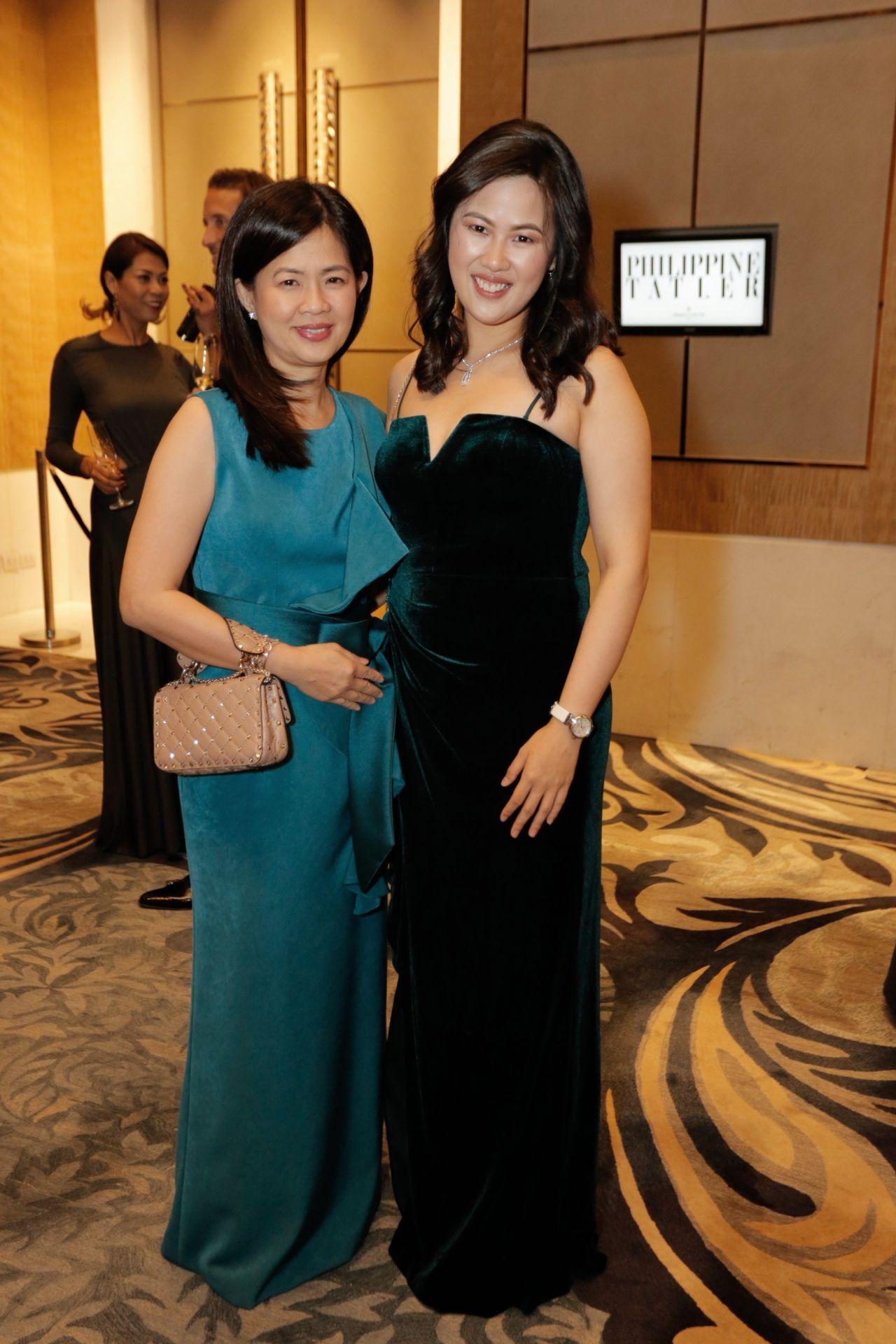 Ling Ling and May Yao