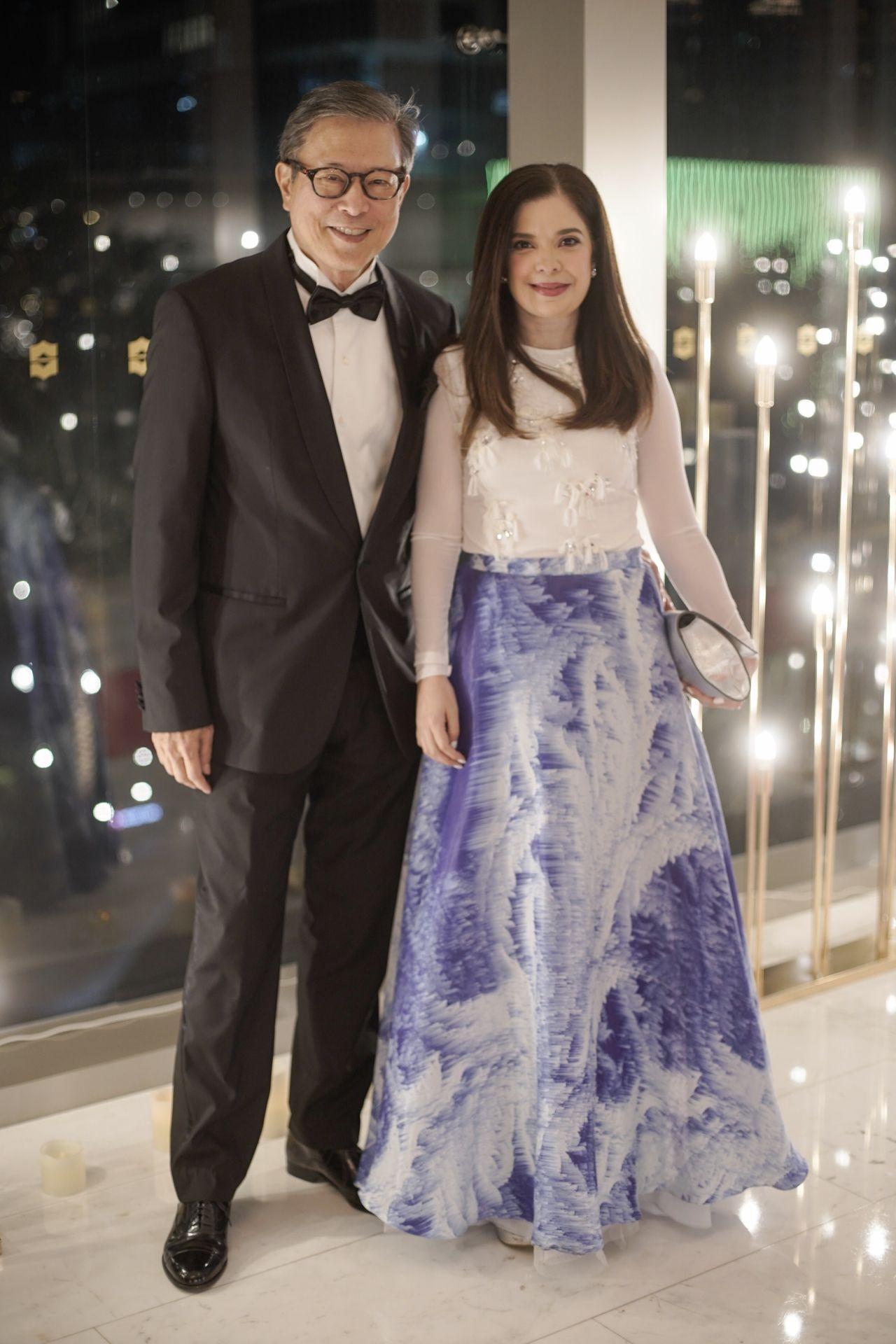 Johnny Velazquez and Nicole Ortega