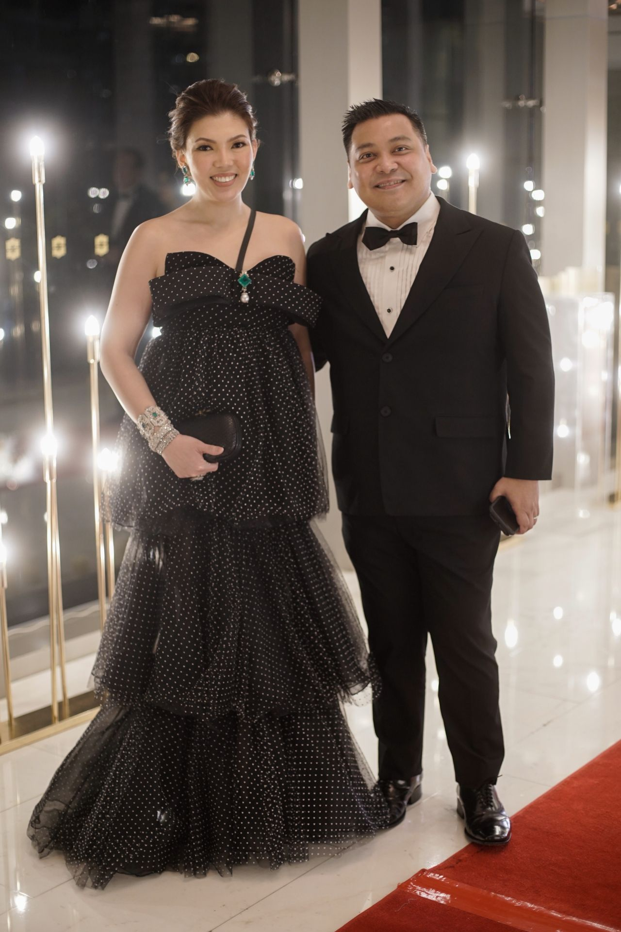 Erica and Francis Reyes