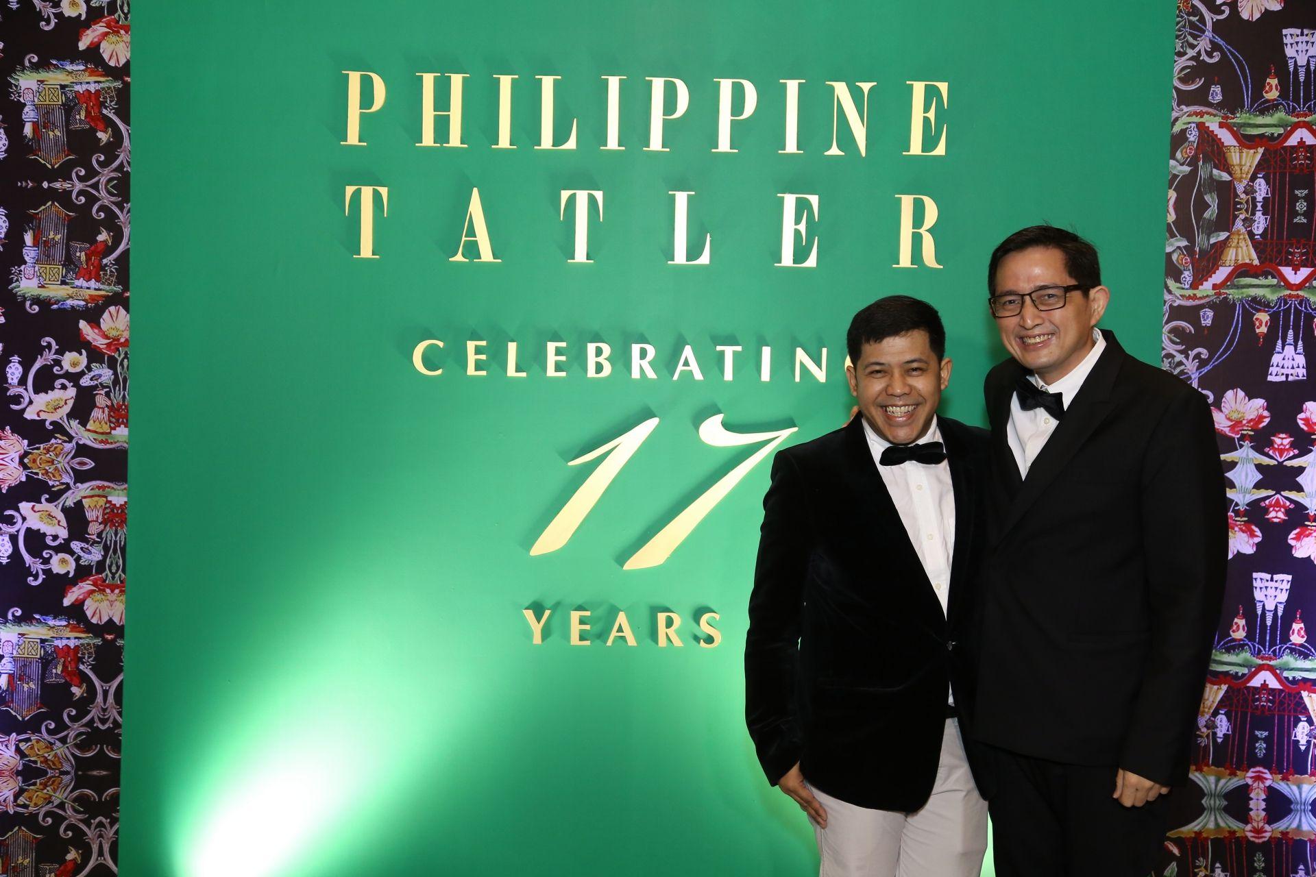 Ron Manabag and Chris Juan