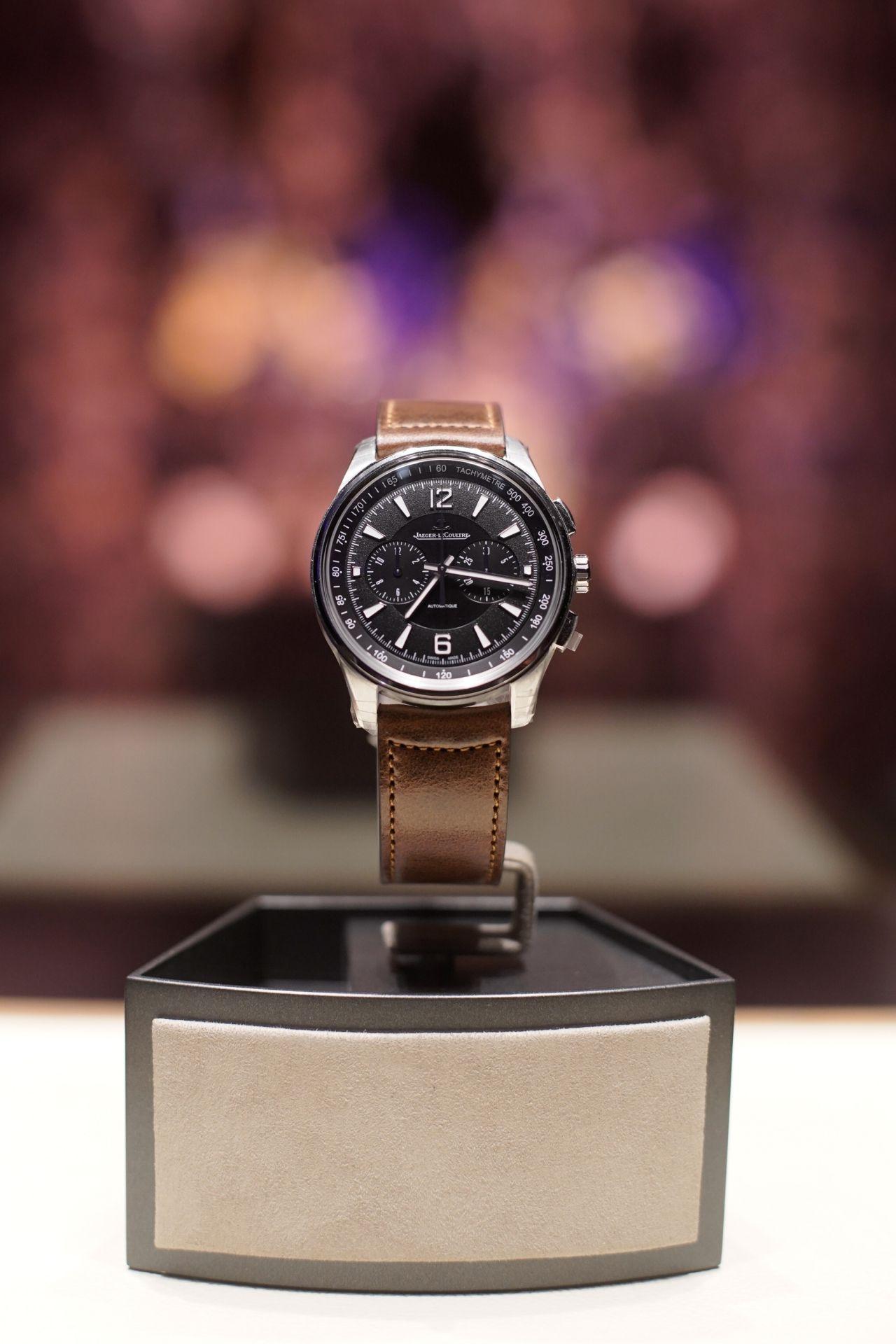 Jaeger-LeCoultre Polaris Chronograph
