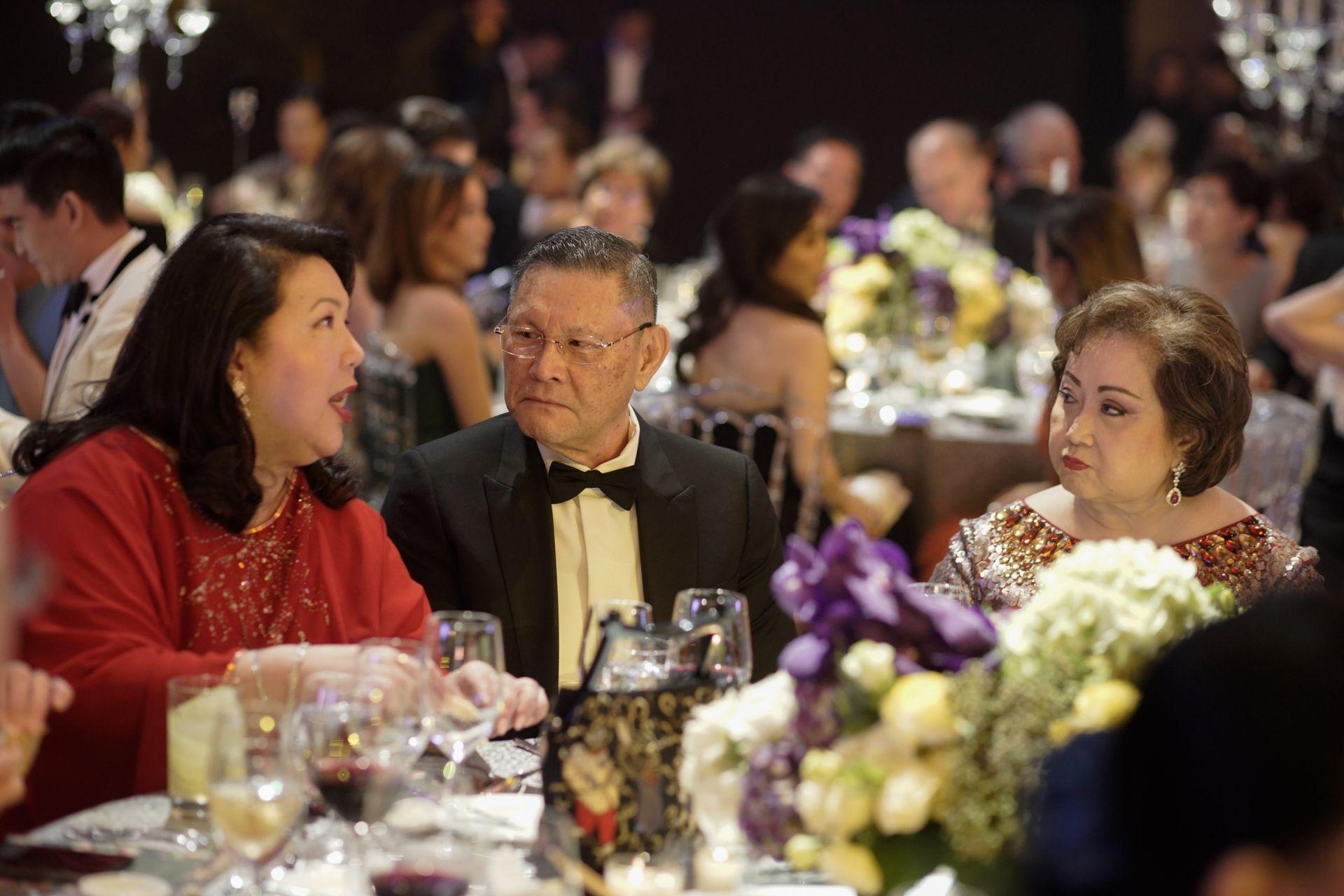 Irene Martel Francisco, Manuel Cojuanco, Nedy Tantoco