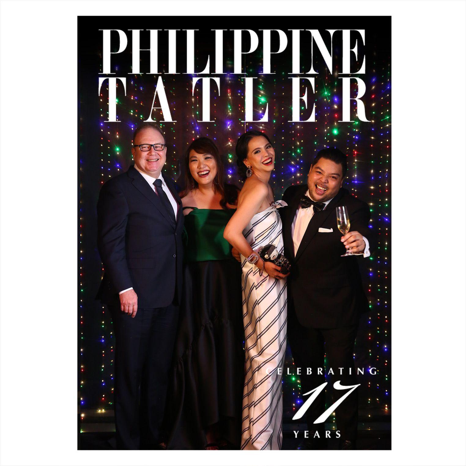 John Rice, Lesley Anne Tan, Ingrid Chua, and Ram Bucoy