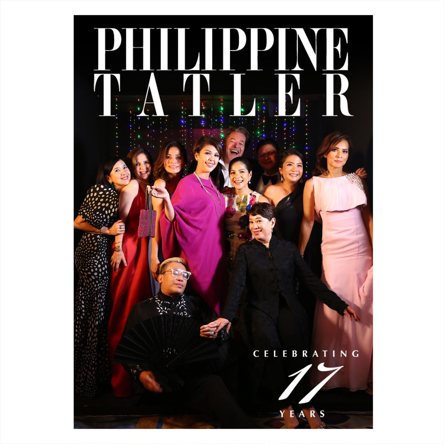 Scenes From The Photo Booth At The Philippine Tatler Ball 2018