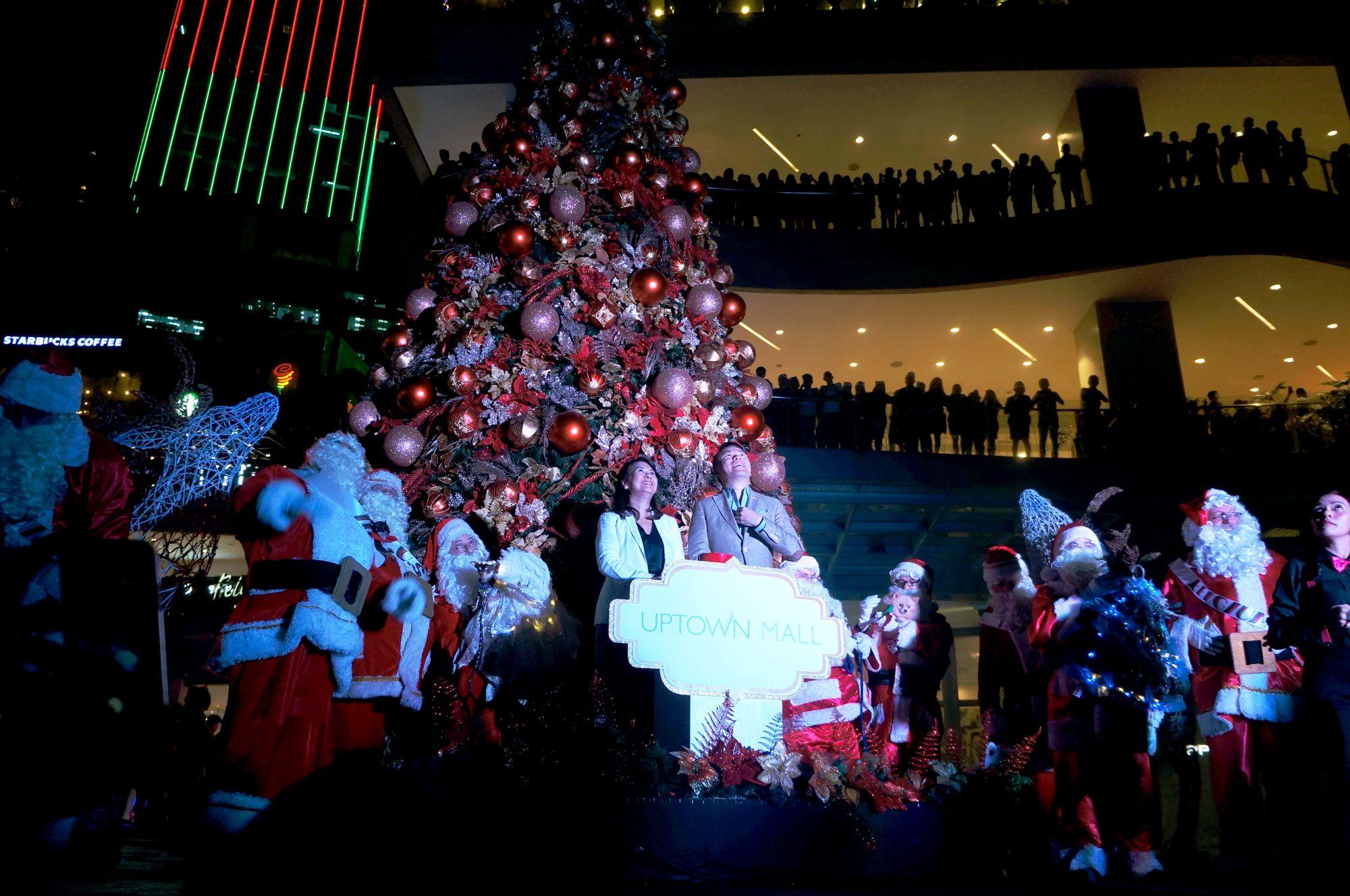 A Festive Christmas With Uptown Bonifacio