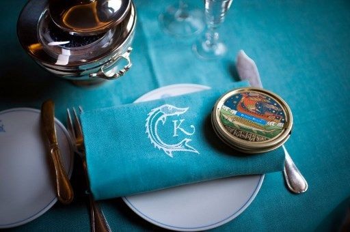 Iconic Parisian restaurant Caviar Kaspia to open in London