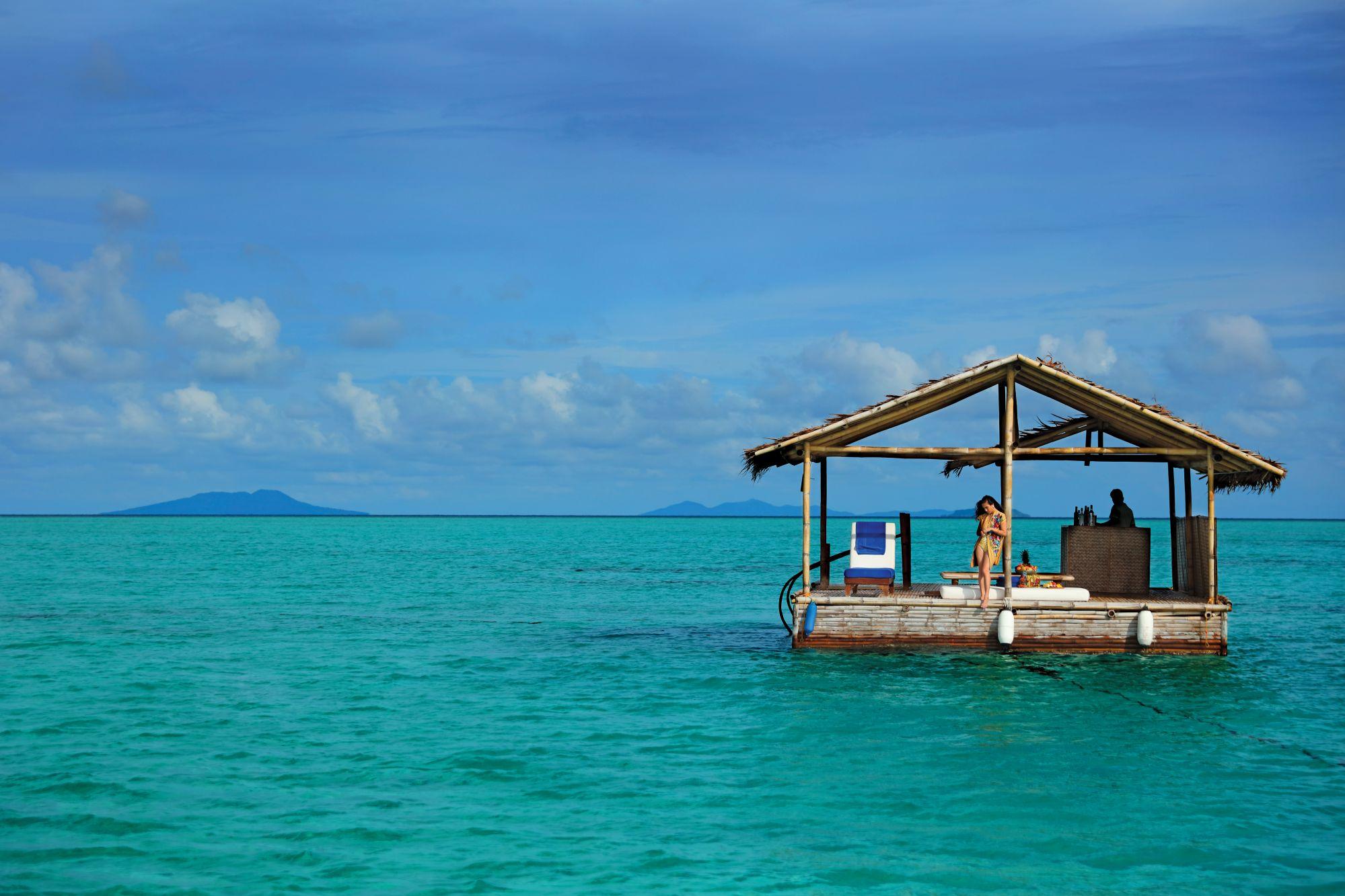 Amanpulo: A Peaceful Paradise