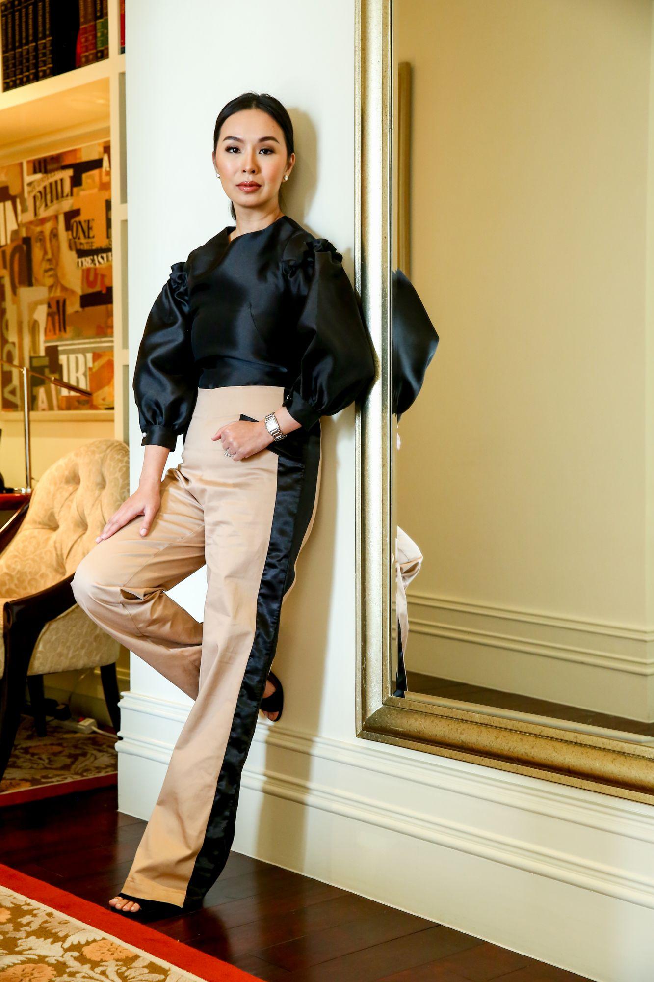 Style Profile: Cristina Gomez Ong
