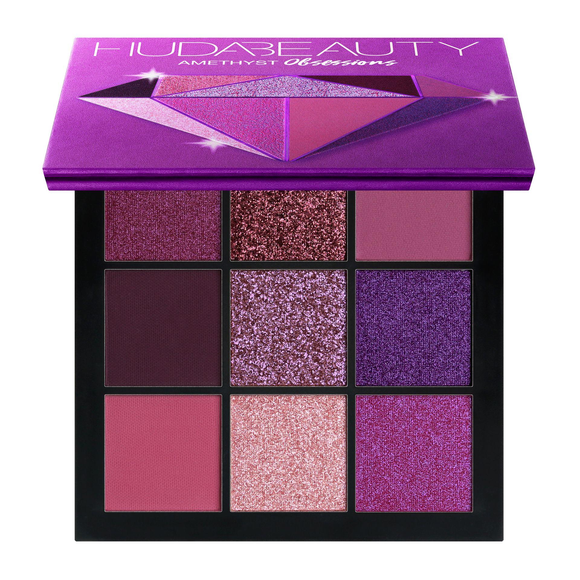 Try A Purple Smokey Eye This Party Season