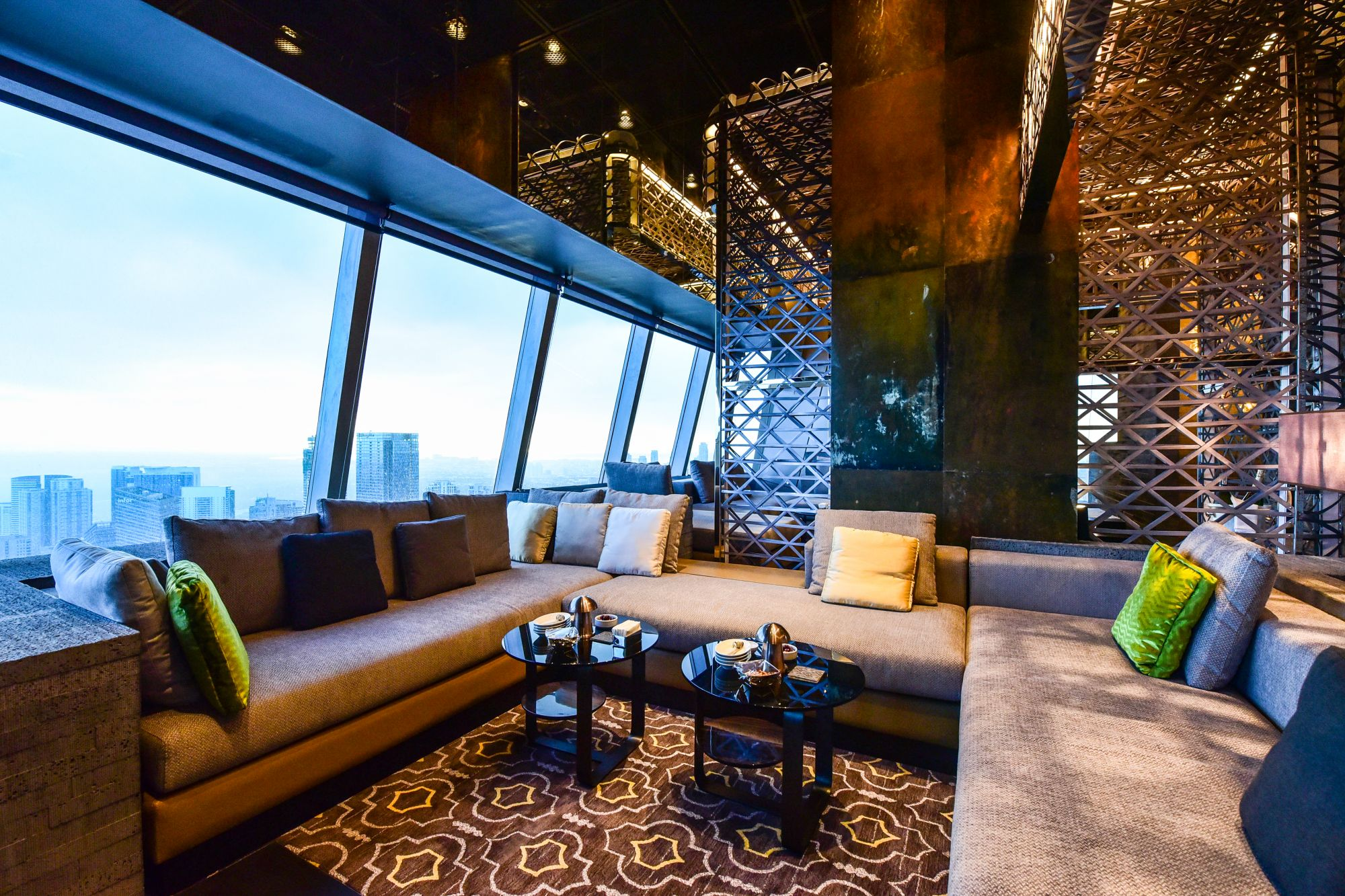 The All New The Peak Heightens Your Dining & Entertainment Experiences at the Grand Hyatt Manila