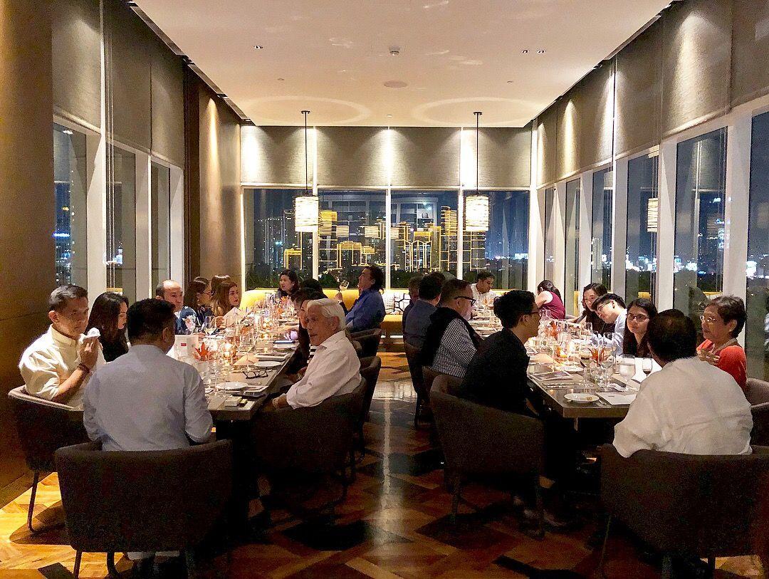 Asian Fusion: Flame Restaurant x VEA x Restaurant Ibid x Grace Park