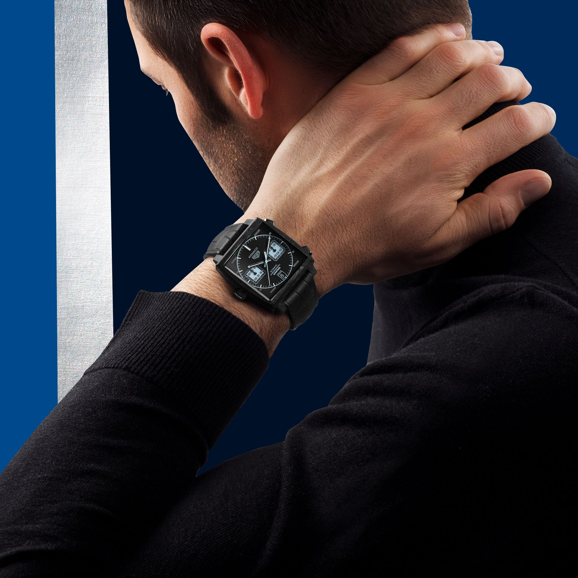 The Watch For The Contemporary Edgy Spirit