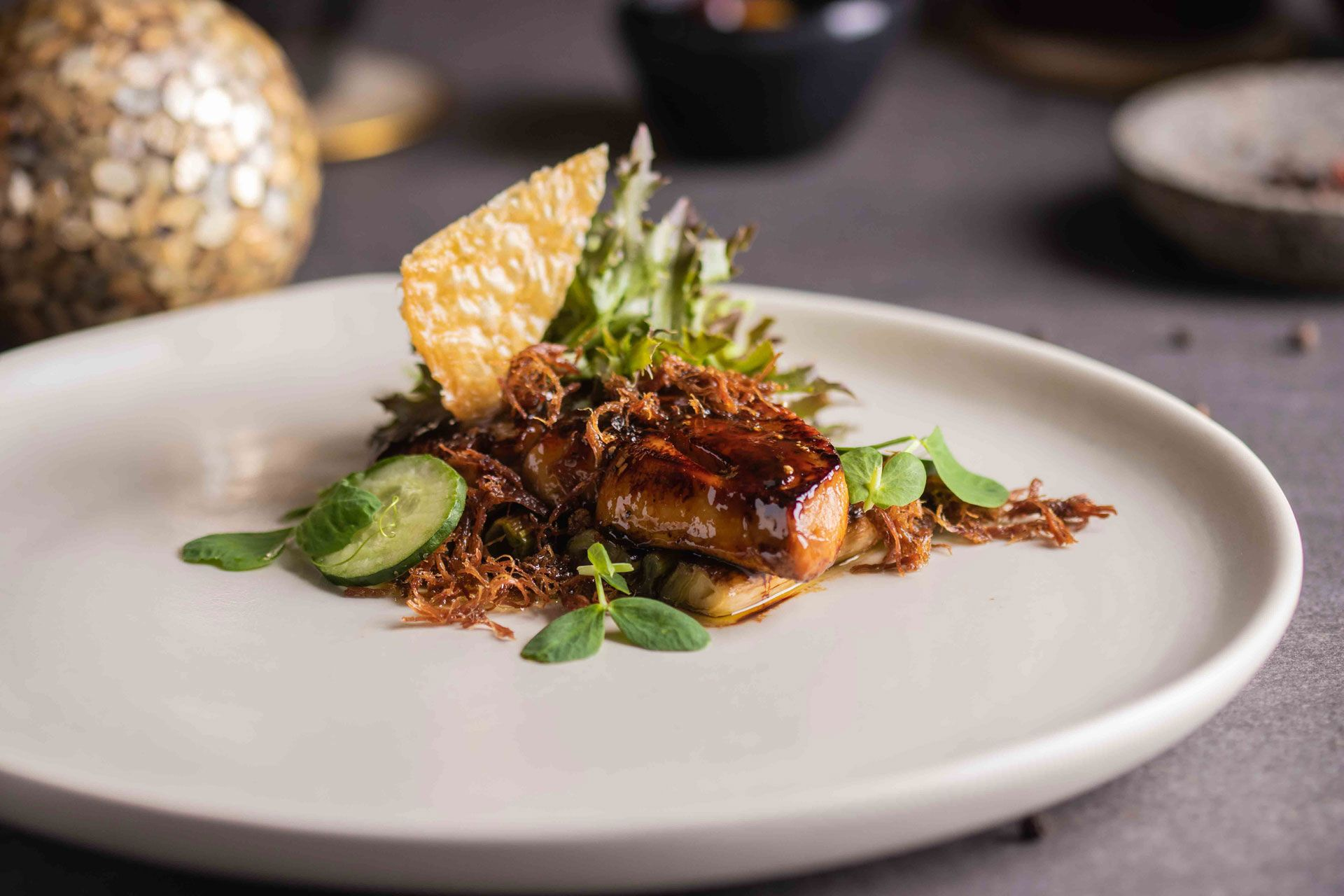 Experience Refined Holiday Dining at Flame