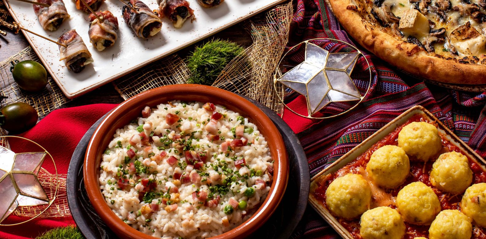 Indulge in Holiday Feasts at Tapenade