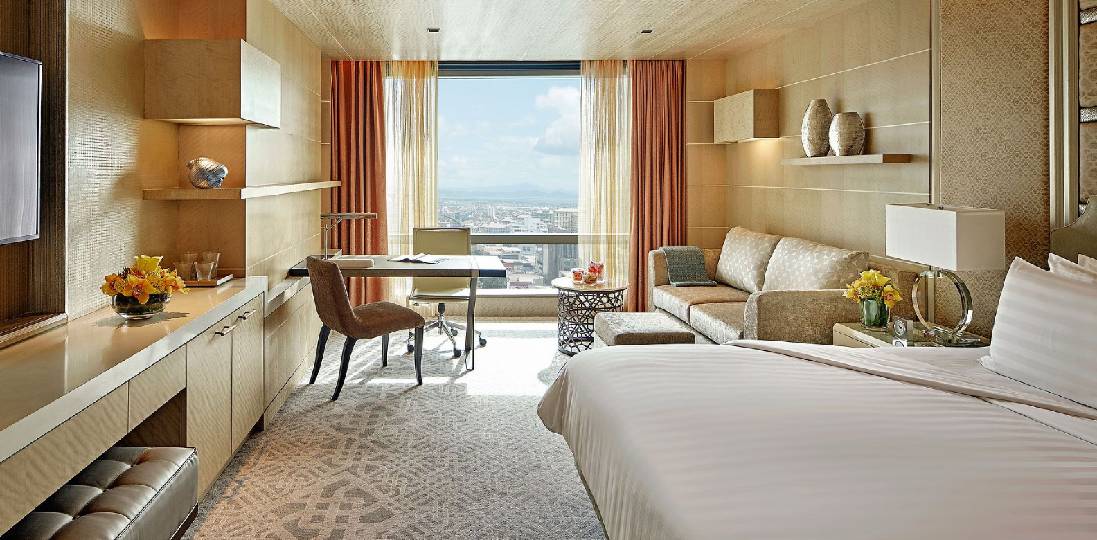 A Luxurious Holidays At Shangri-La At The Fort