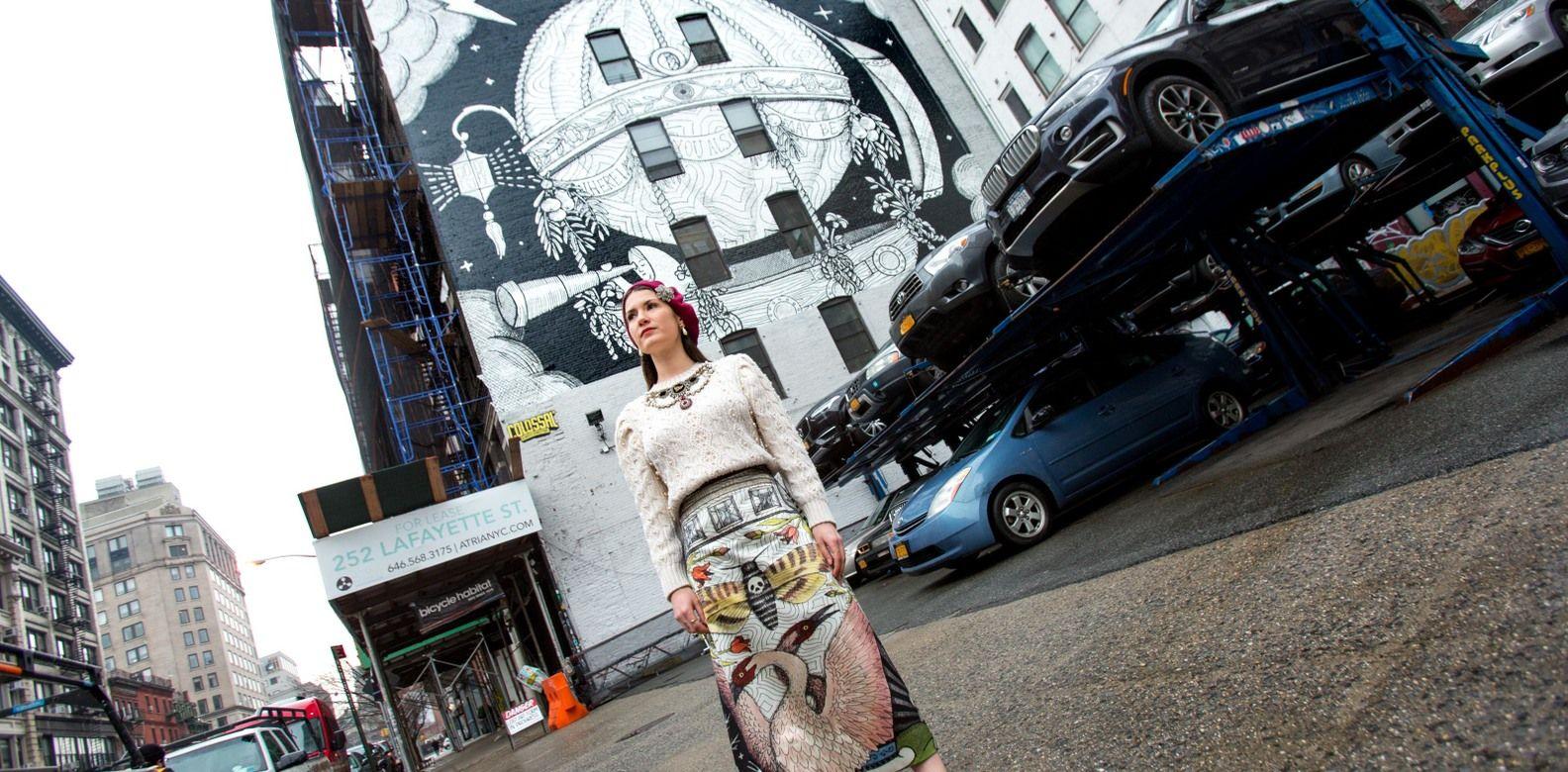 gucci paints new york philippine tatler. Black Bedroom Furniture Sets. Home Design Ideas