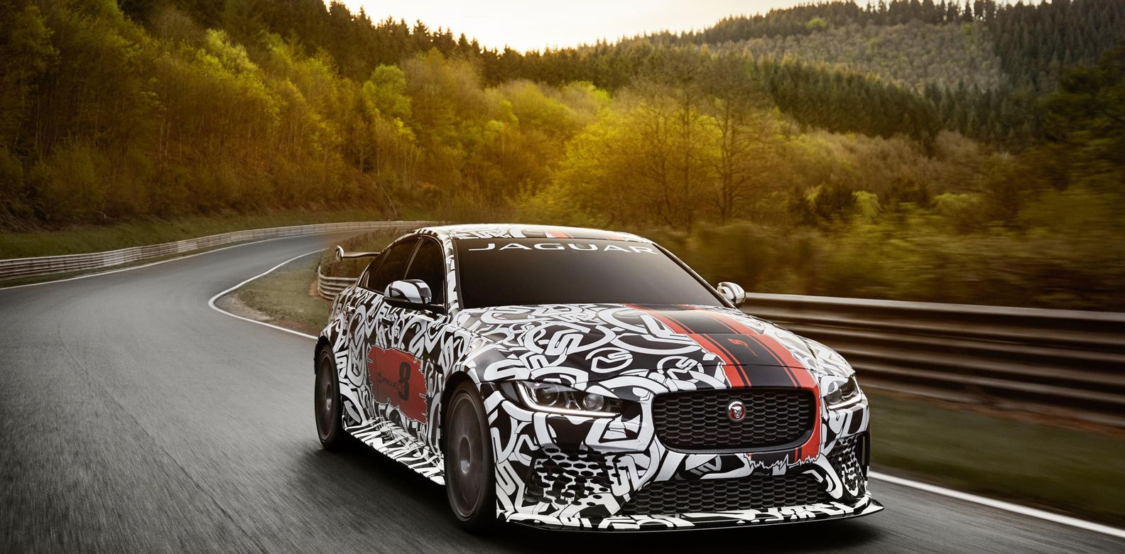 The XE SV Project 8 Is The Most Extreme Performance Jaguar Ever