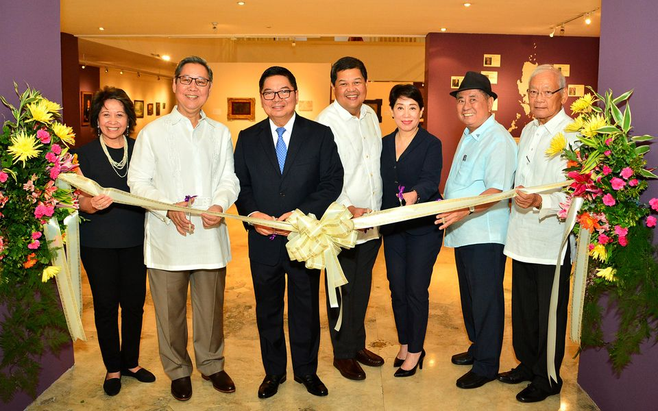 Tina Colayco, Butch Campos, Amando Tetangco Jr., Doris Magsaysay-Ho, Dr. Virgilio Almario, Dr. Jaime Laya