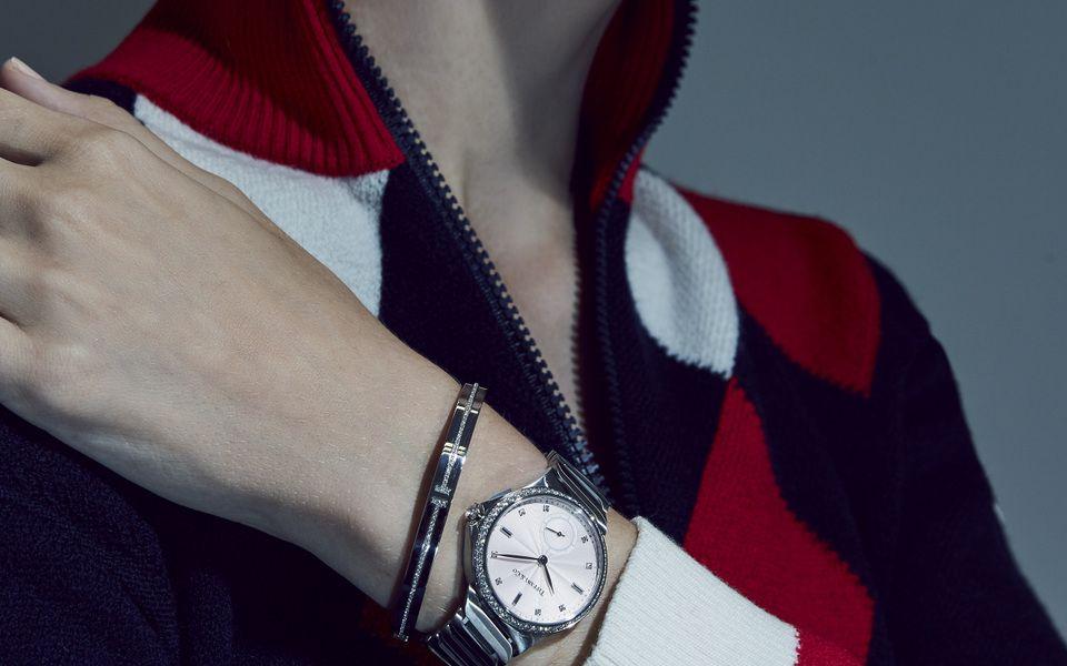 Tiffany Metro watch