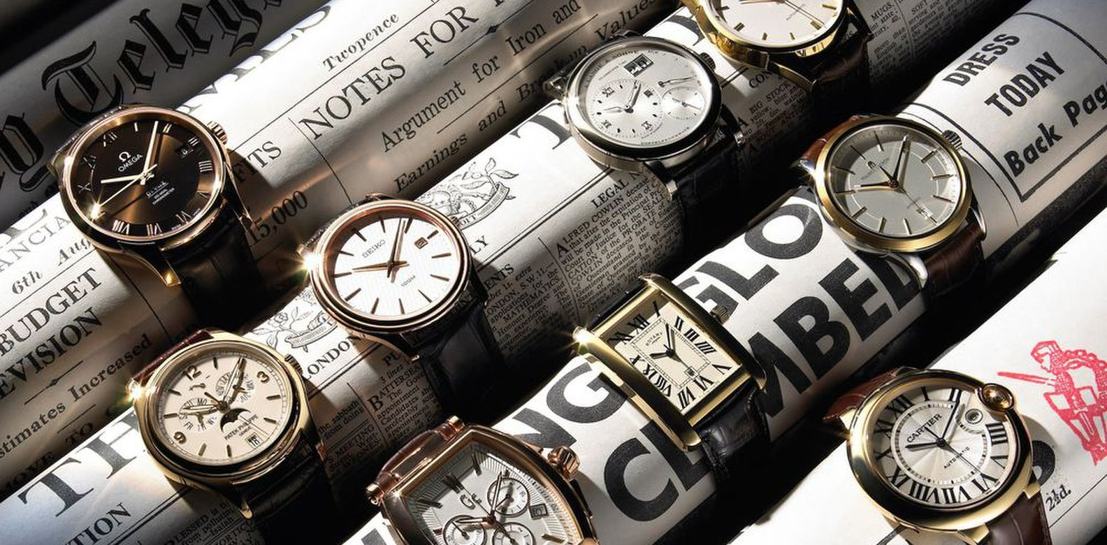Luxglove's Guide to Building A Watch Collection ...