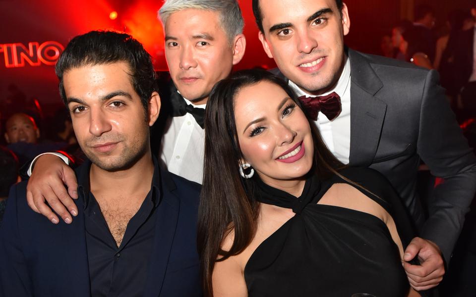 Jordan Mouyal, Ruffa Gutierrez, Tim Yap, Javi Martinez
