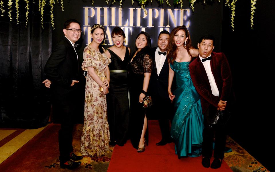 Chris Juan, Ingrid Chua, Lesley Tan, Isabel M. Francisco, Ram Bucoy, Malu Francisco, Ron Mabanag