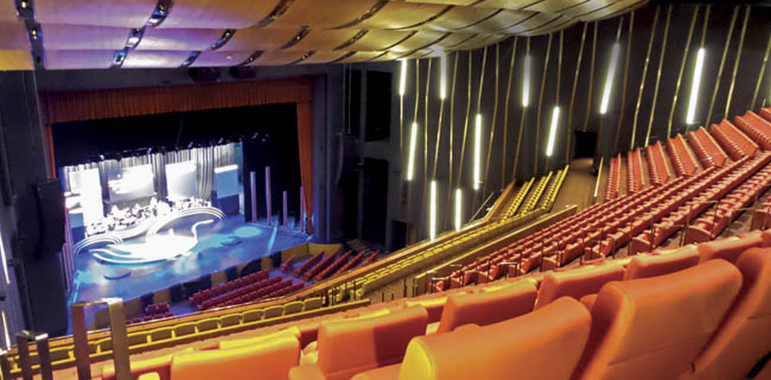 The Theatre at Solaire