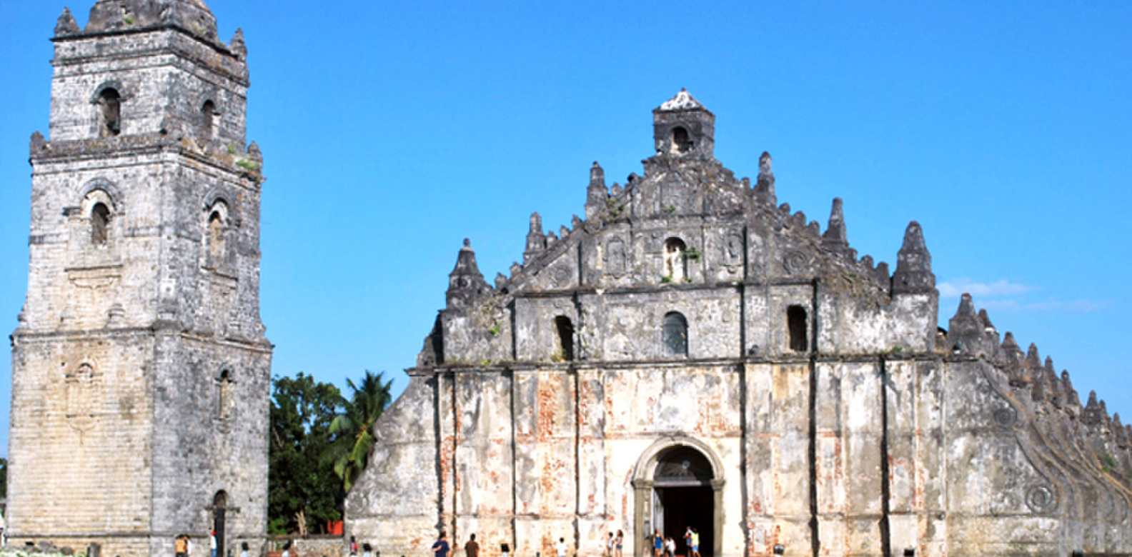 Tatler guide to baroque churches in the philippines for Baroque style church