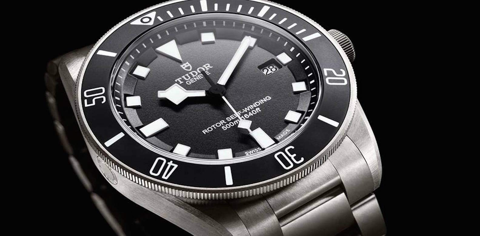 Tudor pelagos wins sports watch prize in geneva philippine tatler for Tudor geneve watches