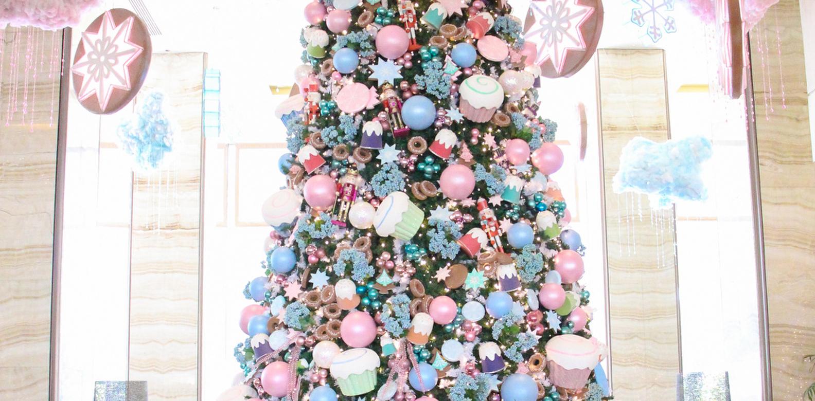 a candyland christmas at edsa shangri la - Candyland Christmas Tree