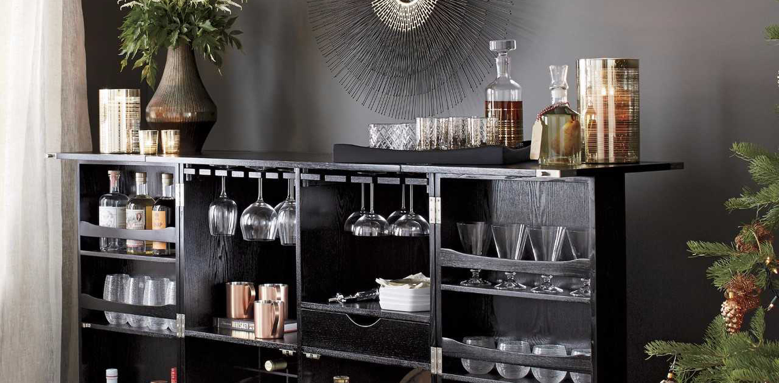 Bon The Bar Cabinets That Will Save Your Parties