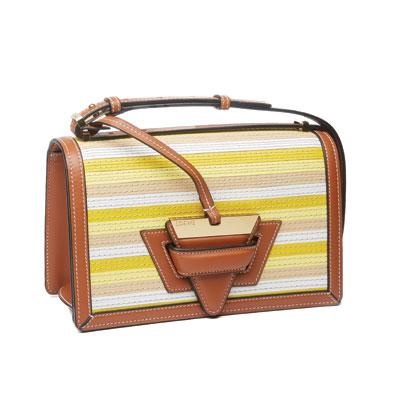 SG Tatler Fashion Drops - Loewe Barcelona Stitches Bag