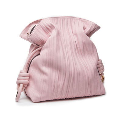 SG Tatler Fashion Drops - Loewe Flamenco Knot Bag