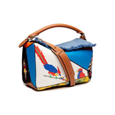 SG Tatler Fashion Drops - Loewe Puzzle Paula's Ibiza Bag