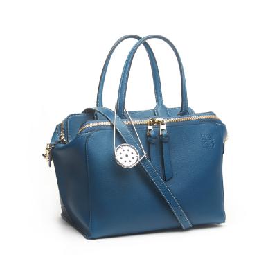 SG Tatler Fashion Drops - Zipper Bag with Meccano Pin