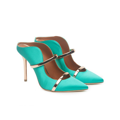 SG Tatler Fashion Drops - Pedder On Scotts Malone Souliers Double Strap Mule