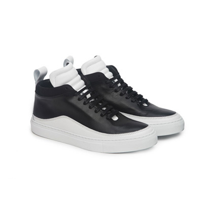 SG Tatler Fashion Drops - Pedder On Scotts Public School Braeburn High Top Sneaker