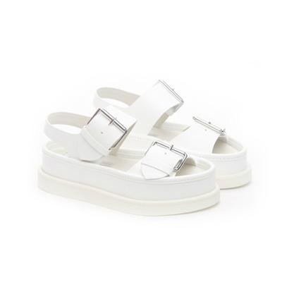 SG Tatler Fashion Drops - Pedder On Scotts Stella McCartney Double Strap Flatform Sandal