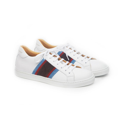 SG Tatler Fashion Drops - Pedder On Scotts Sutor Mantellassi x The Sartorialist Collaboration Sneaker