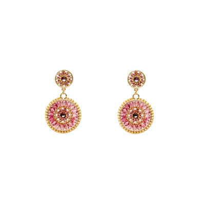 SG Tatler Fashion Drops - Eden + Elie Earrings