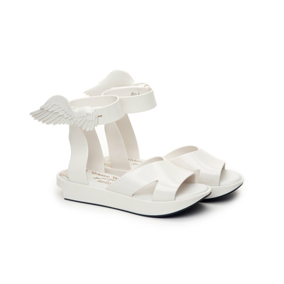 SG Tatler Fashion Drops - Vivienne Westwood Anglomania x Melissa Rocking Horse Sandals