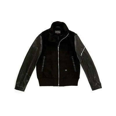 SG Tatler Fashion Drops - Emporio Armani Blouson Jacket