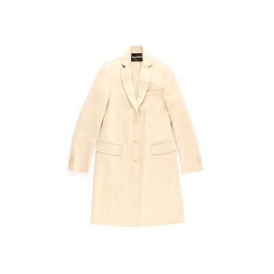 SG Tatler Fashion Drops - Emporio Armani Cashmere Coat