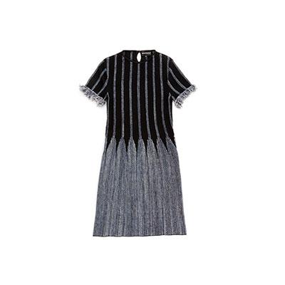 SG Tatler Fashion Drops - Emporio Armani Dress