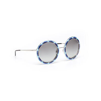 SG Tatler Fashion Drops - Emporio Armani Enamel Sunglasses
